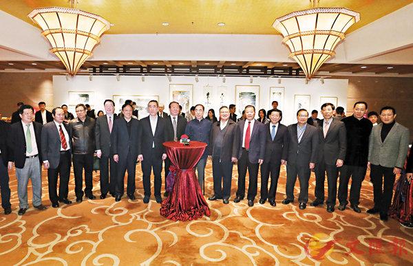中國茶文化國際交流協會 北京茶文化交流晚會