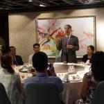 中國茶文化國際交流協會 楊孫西 香港國際茶展 香港茶展