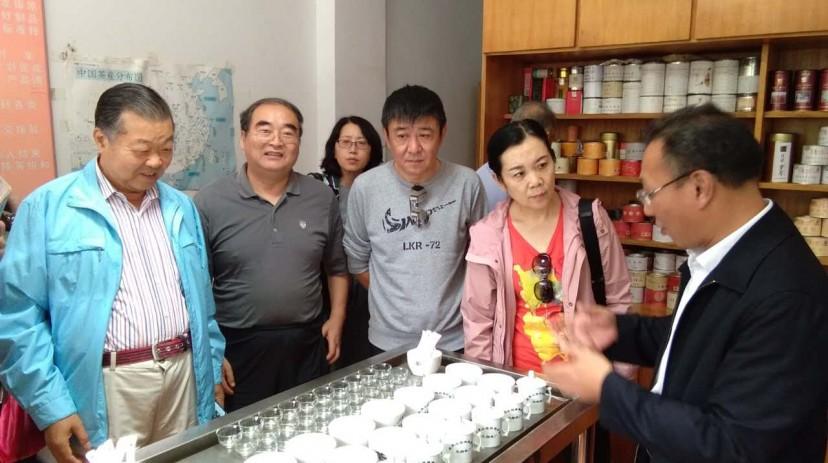 中國茶文化國際交流協會 張國良 正山堂