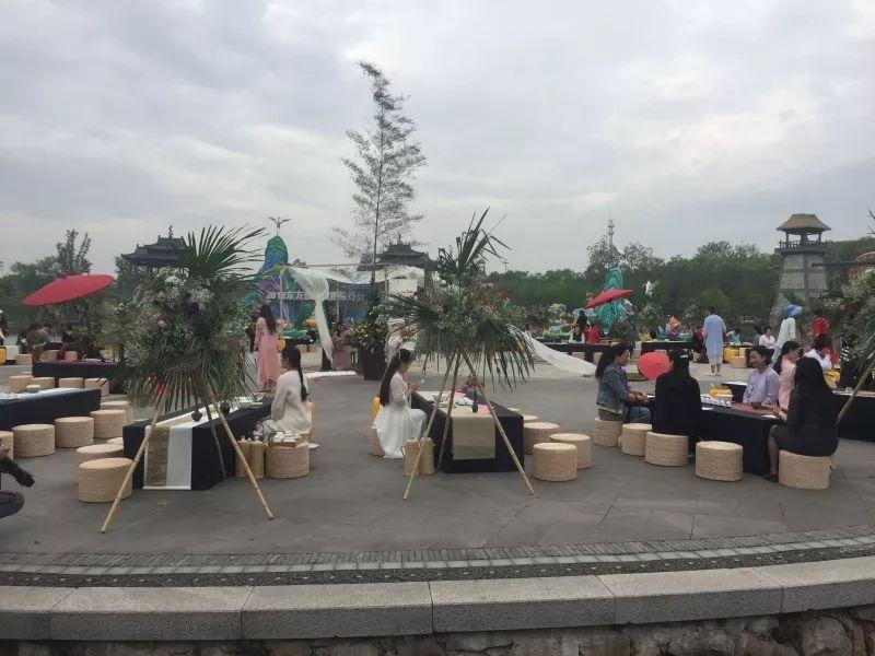 道茶萬福茶會 第四屆中國·金壇雀舌茶道會