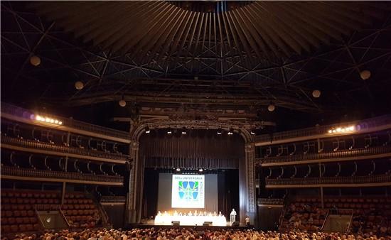 第103屆國際世界語大會在葡萄牙里斯本歌劇院開幕