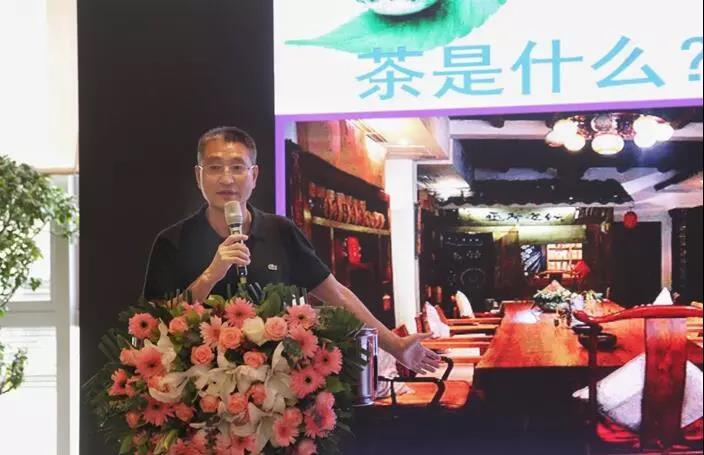 重慶市政府發展研究中心副秘書長、重慶大學教授陳德強演講
