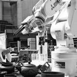 茶道機器人