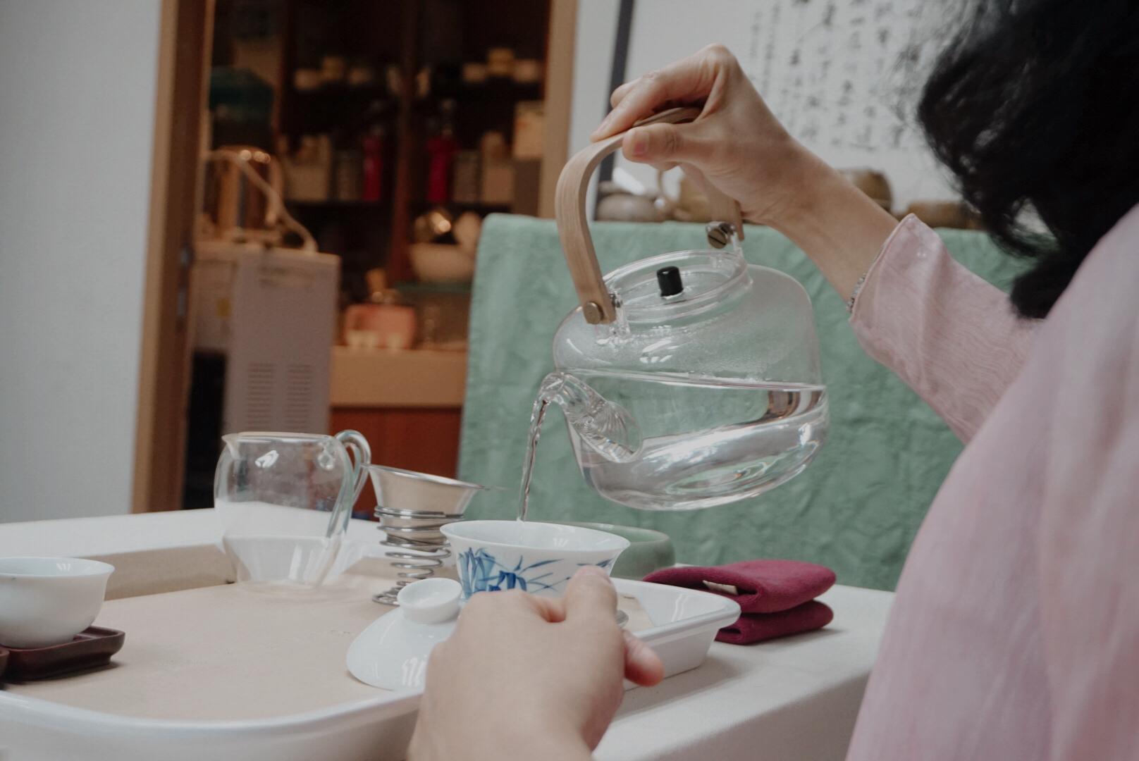 紅茶壺泡法